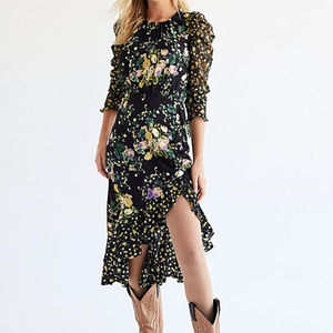 For Love And Lemons Free People Ross Midi